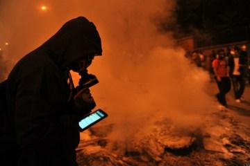 """Gezi Direnişi (""""Kitle Gösterilerinin Tabiatı"""", John Berger)"""