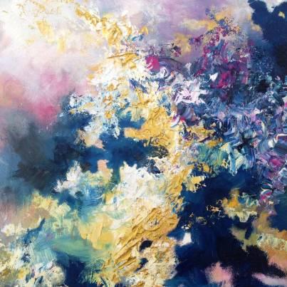 "Jimi Hendrix, ""Little Wing"". © Melissa McCracken"