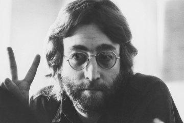 John Lennon by Yoko Ono