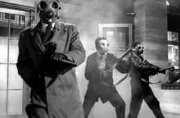 The League of Gentlemen (Basil Dearden, 1960). Crime Jazz.