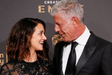 Anthony Bourdain ve Asia Argento