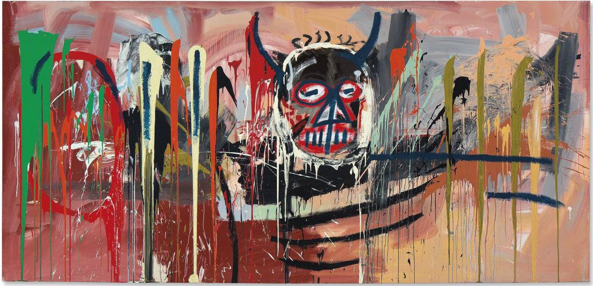 Untitled (1982), Jean-Michel Basquiat. © Christie's.