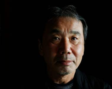Haruki Murakami. Fotoğraf: Murdo Macleod, The Guardian