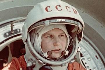 Valentina Tereshkova, 1963.