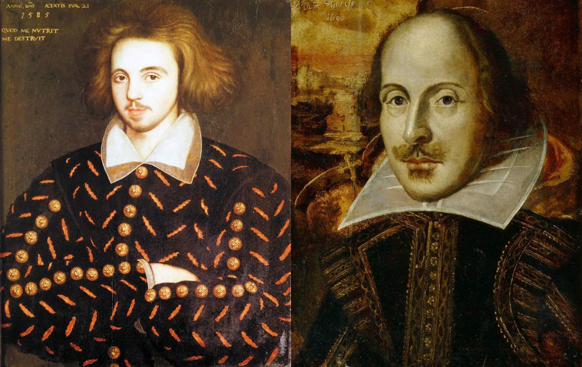 Shakespeare ve Marlowe: İşbirliği yapmış çağdaşlar mı, ezeli düşmanlar mı?