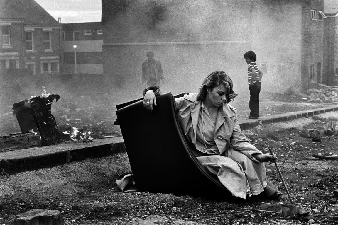 İşçi sınıfının fotoğrafçısı: Tish Murtha