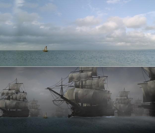 Aloko Udapadi: VFX