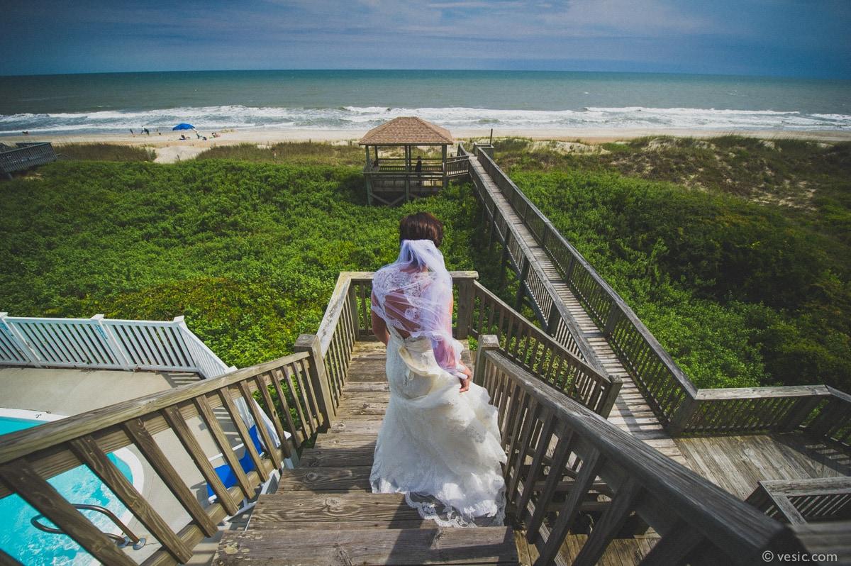 North Carolina Beach Wedding Photography Emerald Isle