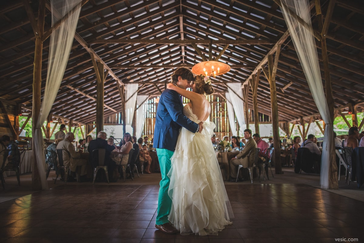 Wedding at Summerfield Farms  Vesic Photography