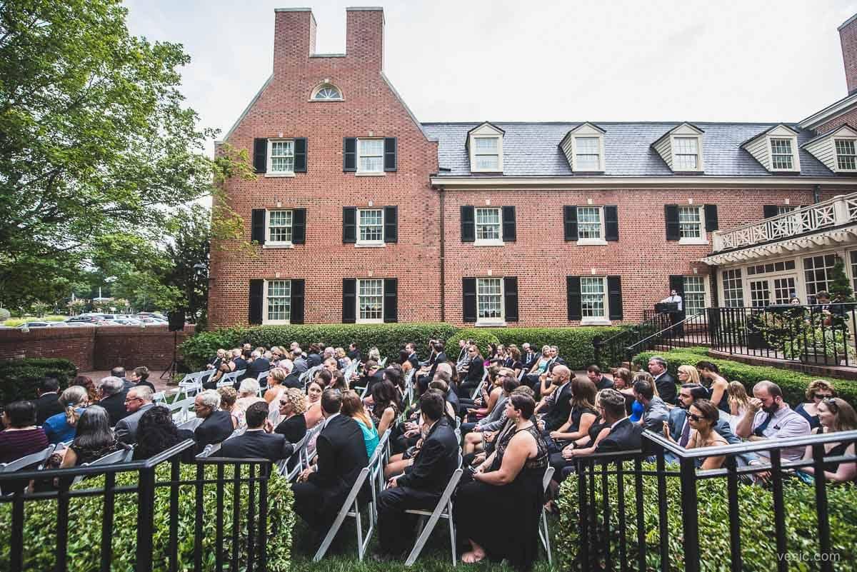 Wedding Photography At The Carolina Inn In Chapel Hill NC