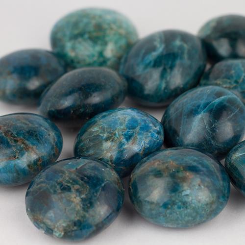 apatite palmstones 9 Apatite, Blue, Polished Stone Vesica Institute for Holistic Studies