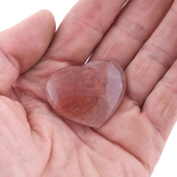 iron rose quartz heart b Quartz, Iron Rose, Hearts Vesica Institute for Holistic Studies