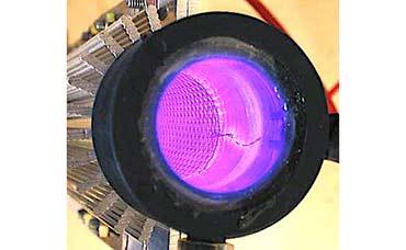 Ozone UV light