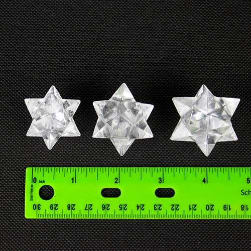 Quartz Clear Stellated Dodecahedron 2 Quartz, Clear, Stellated Dodecahedron Vesica Institute for Holistic Studies