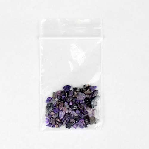sugilite bag 1 Sugilite, Bag, Combined Small Tumbled Pieces, 7g, $79 Vesica Institute for Holistic Studies