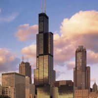 Небостъргачите на Чикаго
