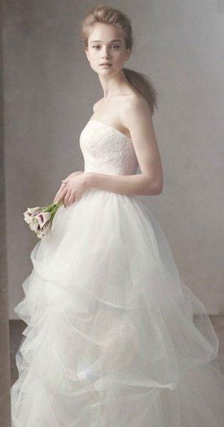 Свадебная демократия от Vera Wang