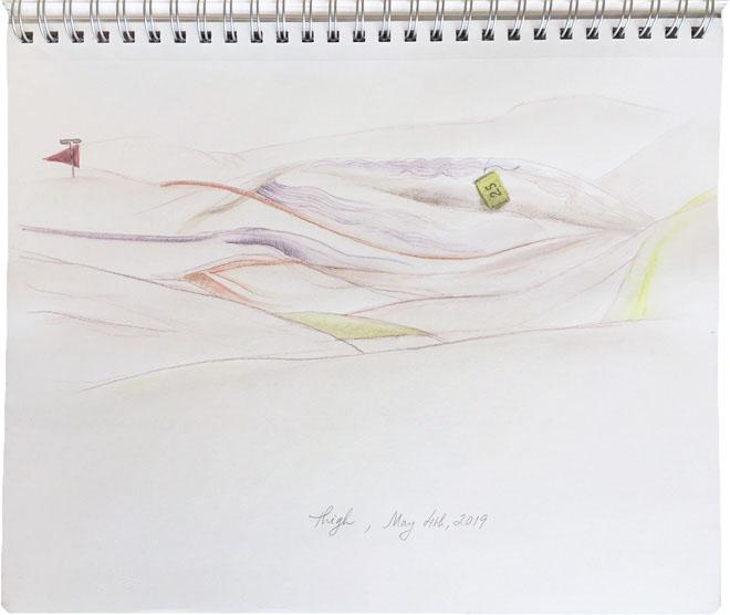 Drawing Cadavers Vesna Jovanovic