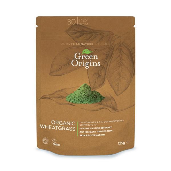 Органический порошок травы пшеницы (Витграсс)