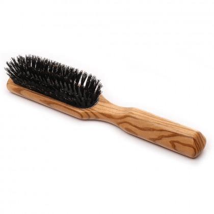 Щеточка из оливы для великолепных волос Женщины