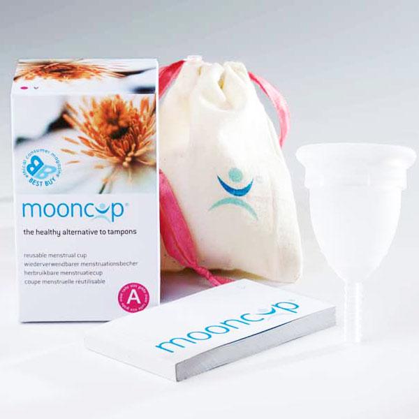 Менструальная Чашечка MOONCUP