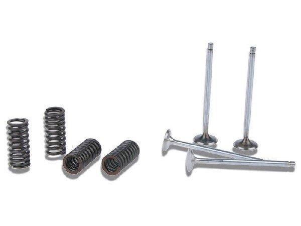 Ventil-Kit MALOSSI für original Zylinderkopf, für Vespa GT