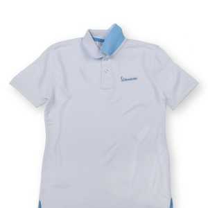 VESPA LOGO POLO SHIRT - KID