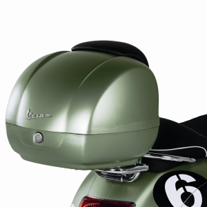 "TOP CASE 36 LTS - BIG - VESPA GTV ""6 DAYS"""