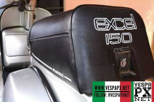 vespa excel saddle
