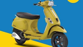 461c0eec5a7c New Matt Yellow Vespa S! Now available at VESPARK MEDAN (