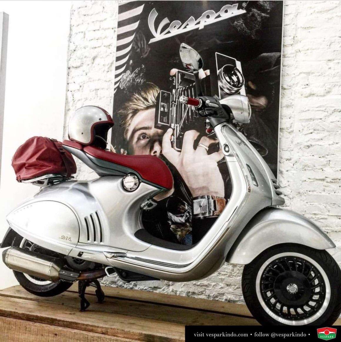 Vespa Gts 300 Super Sport Grey Otr Jakarta Daftar Harga Terbaru Lx 125 I Get Rosso Dragon Depok Lihat Piaggio Baru 2018 Atau Off The Road Untuk Pembelian Luar