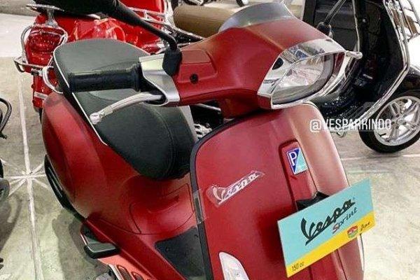 Vespa Medan Vespark Piaggio Vespa 3s Dealer Medan Indonesia