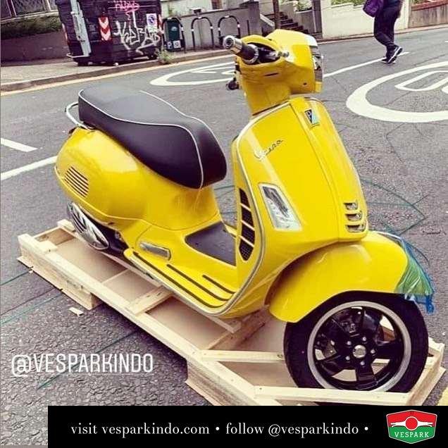 New Vespa GTS coming soon @gruppovespa300gtsitalia