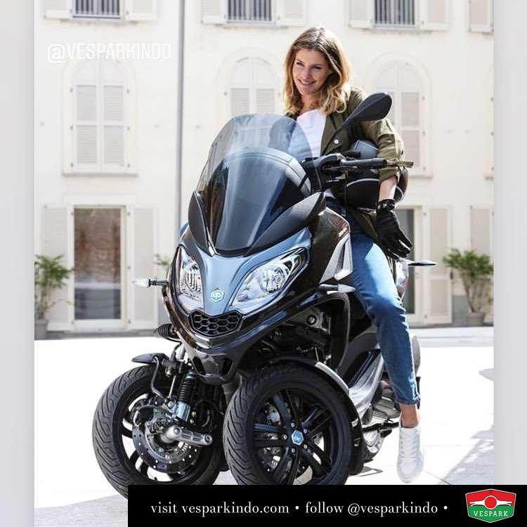 Piaggio MP3 the ultimate 3 wheel ride