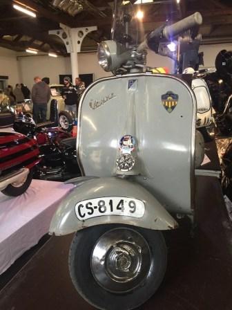 Vespa Custom Show 154186