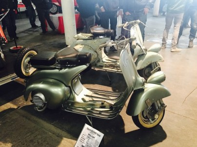 Vespa Custom Show 28180