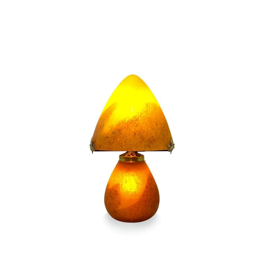 Lampe Champignon Lampe Champignon De Emile Galle Vers 1900 Lampes
