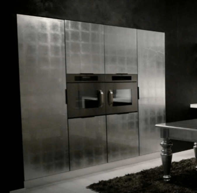 Side by side ovens allow the perfect placement for your client.