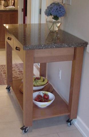 kitchen portable island