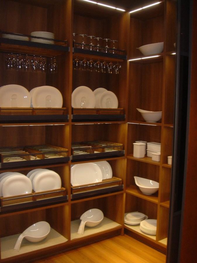 custom dish pantry