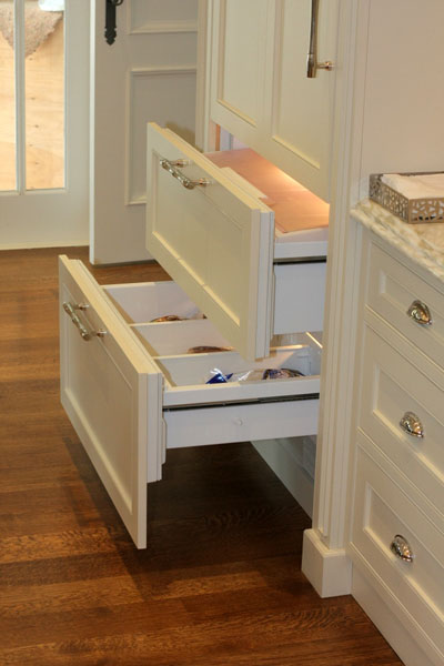 refrigerator panel detail