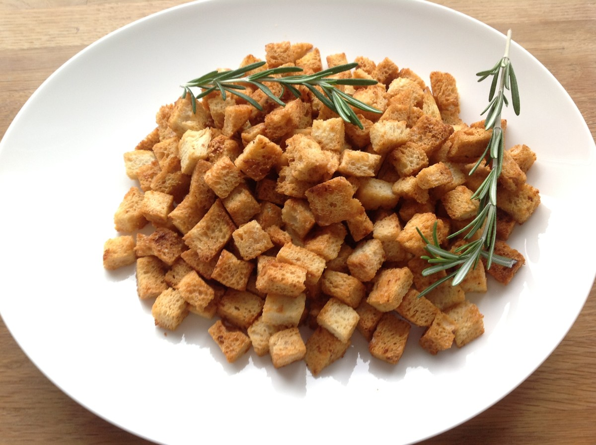 Best Homemade Croutons