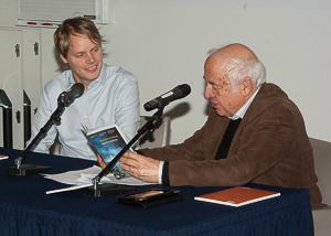 Merijn de Boer en Wim Hazeu