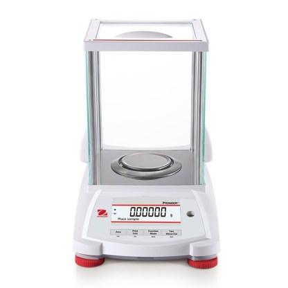 OHAUS PX 0 01mg 2 - Аналитические весы OHAUS PX225D