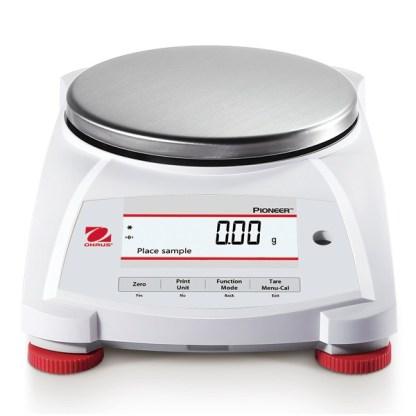 OHAUS PX 10mg 1 - Лабораторные весы OHAUS PX1602/E