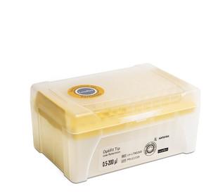 200mkl LH L790200 - Наконечники 200 мкл для дозаторов Sartorius BIOHIT Low Retention Optifit, 51 мм, в штативе 10х96 шт.