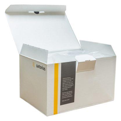 5000mkl 780300 e1590237930375 - Наконечники 5000 мкл для дозаторов Sartorius BIOHIT Optifit, 150 мм, в коробке 100 шт.