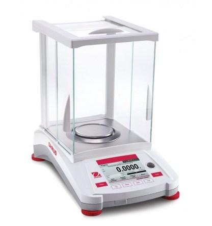 OHAUS AX 0 1mg - Аналитические весы OHAUS AX324