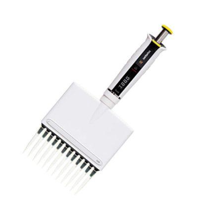 Tacta 12kan - Дозатор механический 12-канальный Sartorius BIOHIT Tacta, 0.5-10 мкл