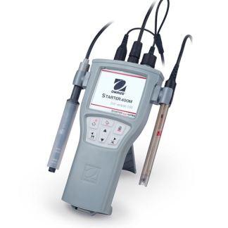 OHAUS Starter 400M G - pH-метр - Кондуктометр OHAUS ST400M-G (с электродом)